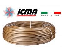 Труба для теплого пола ICMA GOLD PEX-A 16x2,0