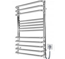 Электрический полотенцесушитель MARIO Гера-Люкс-I 800x500 (правое подключение)