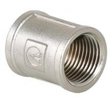"Муфта Valtec 1/2"" никель (VTr.270.N.0004)"