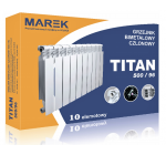 Радиатор биметаллический MAREK TITAN 500/96