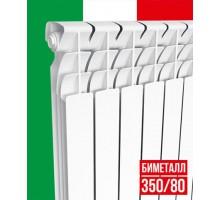 Радиатор биметаллический Italclima Ferrum 350/80
