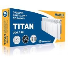 Радиатор биметаллический MAREK TITAN 300/96