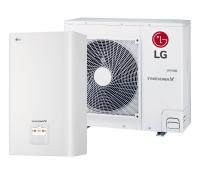 Тепловой воздушный насос LG THERMA V HU161.U33/HN1616.NK3 16 кВт 220В