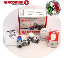 Термостатический комплект Giacomini R470F