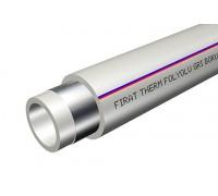 Полипропиленовая труба FIRAT PPRC PN 20 STABI d=63mm