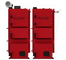Твердотопливный котел ALTEP DUO 17