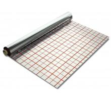 Пленка фольгированная для теплого пола Teploizol 105 мкм