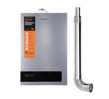 Газовая турбированная колонка Thermo Alliance JSG20-10ET18 10 Л SILVER