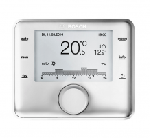 Погодный комнатный электронный терморегулятор Bosch CW400
