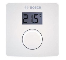 Комнатный электронный терморегулятор температуры Bosch CR10